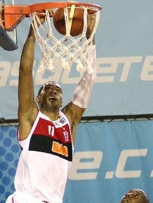 flamengo x tiburones basquete liga sul-americana (Foto: Divulgação / FIBA)
