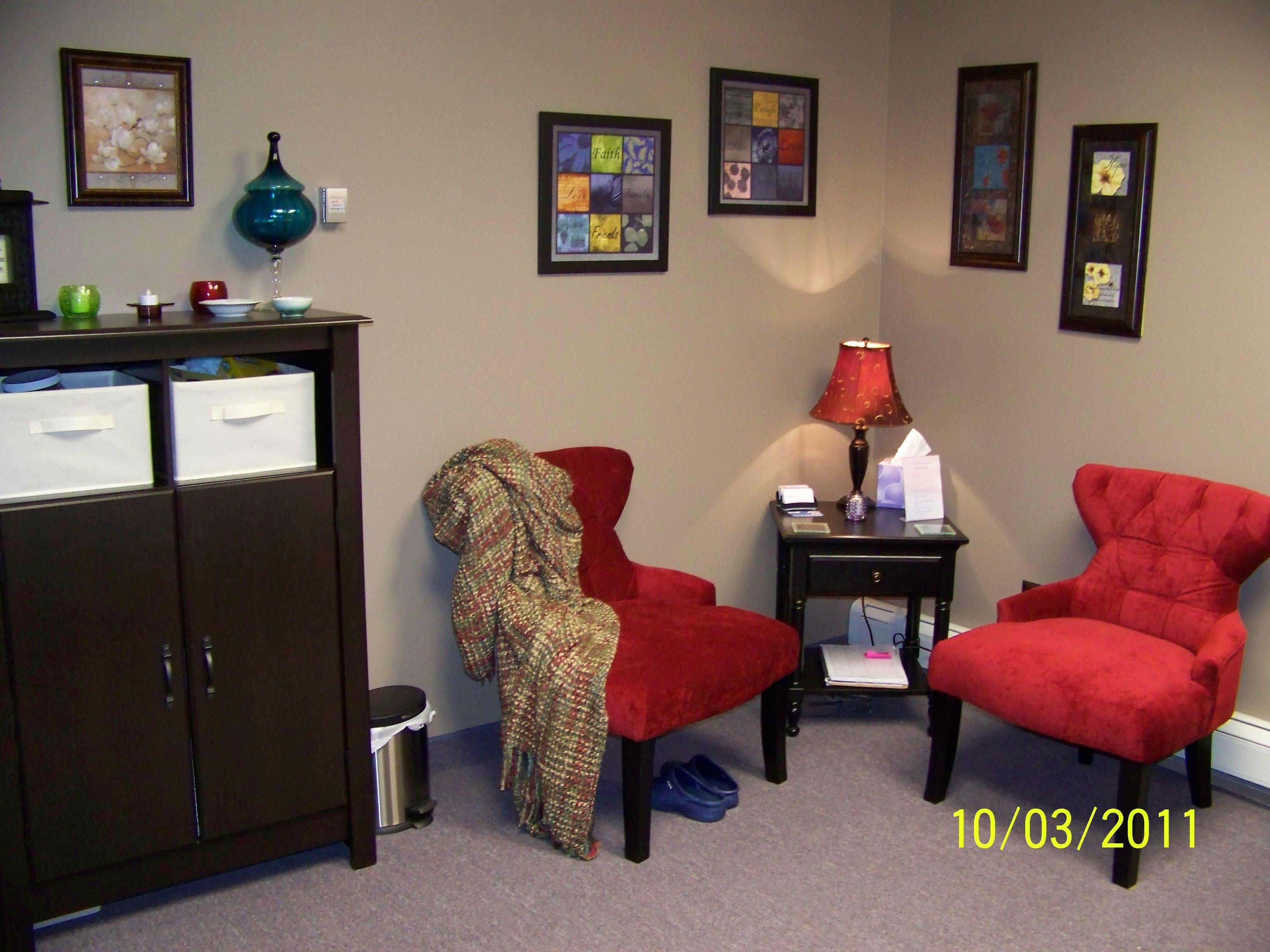Massage Therapy Elmira NY, Guided Healing massage room ...