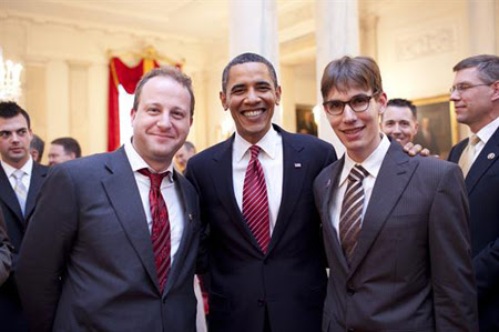 http://queermeup.com/wp-content/uploads/Rep.-Jared-Polis-Obama-and-Marlon-Reis.jpg