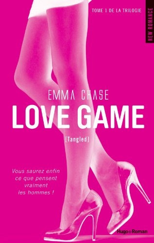 Couverture Love Game, tome 1 : Tangled / Jeux sans frontières