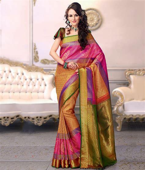 Bridal Silk Sarees 2016: Top 10 Designs & How To Preserve Them