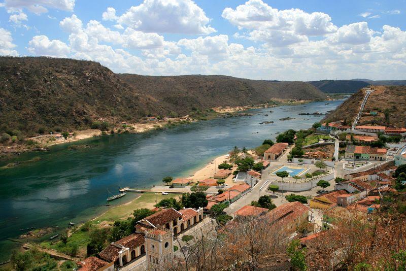Resultado de imagem para lindas imagens do rio sao francisco