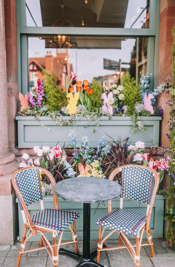 Beautiful Easter Floral Designs Across London Spring Flower