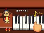 Jogar Piano pooch Jogos