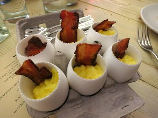 Maple Bacon Egg