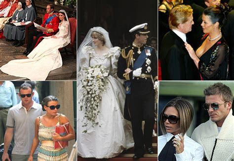 The most expensive weddings ever   Photo