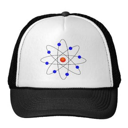 Nerd cap trucker hat