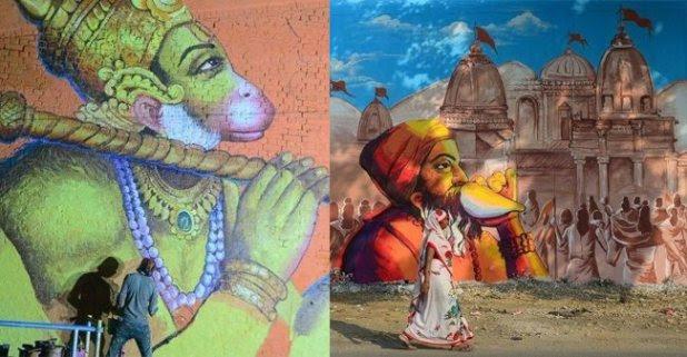 Prayagraj Is Getting Makeover For The Kumbh Mela Of 2019, pics are amazing