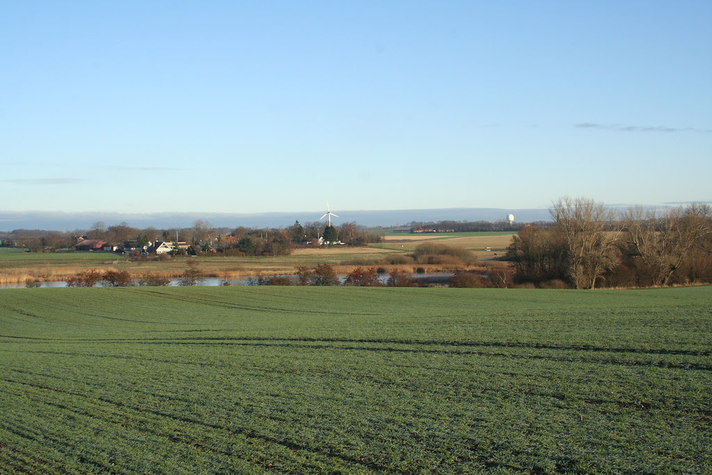 Landskab mod Brordrup