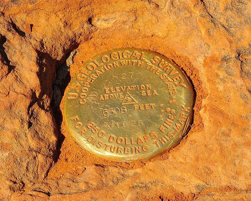 DSCN6326 Observation Point Trail, Zion National Park