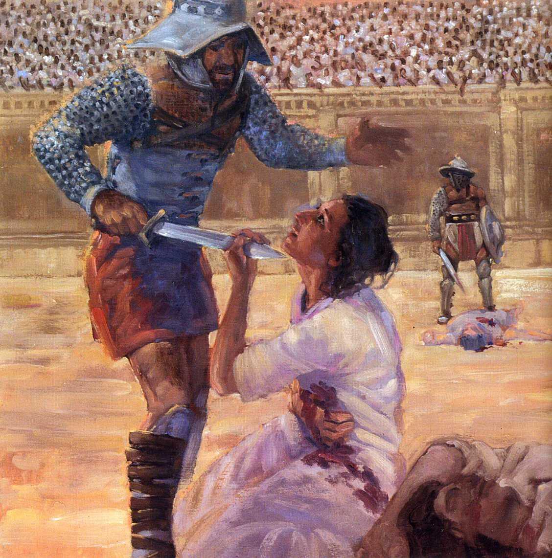 Αποτέλεσμα εικόνας για Αγία Περπέτουα