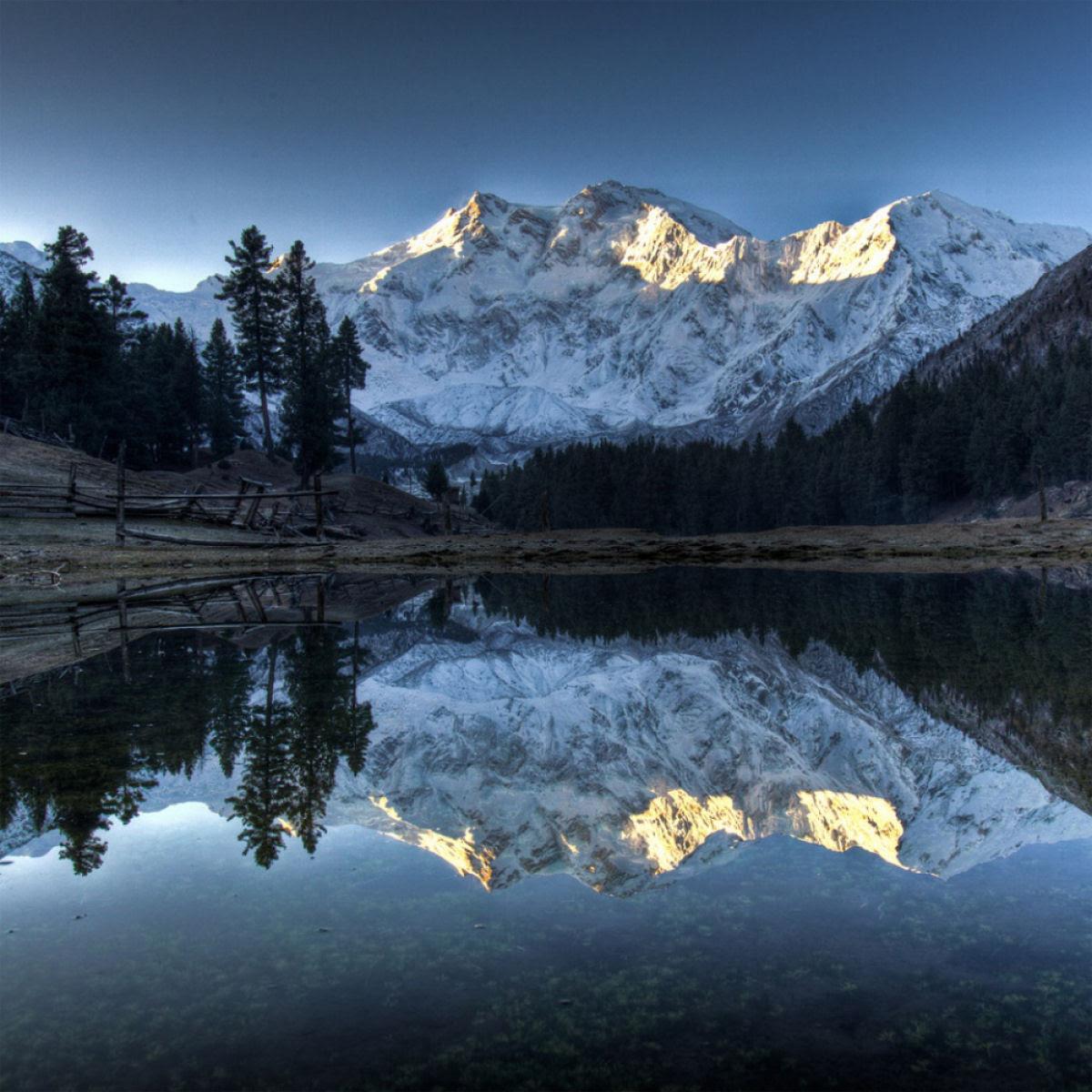Algumas das montanhas mais bonitas do mundo 16