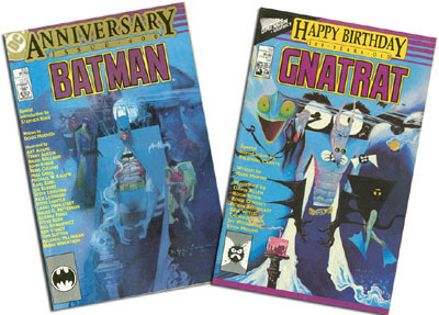 Batman #400/Happy Birthday Gnatrat