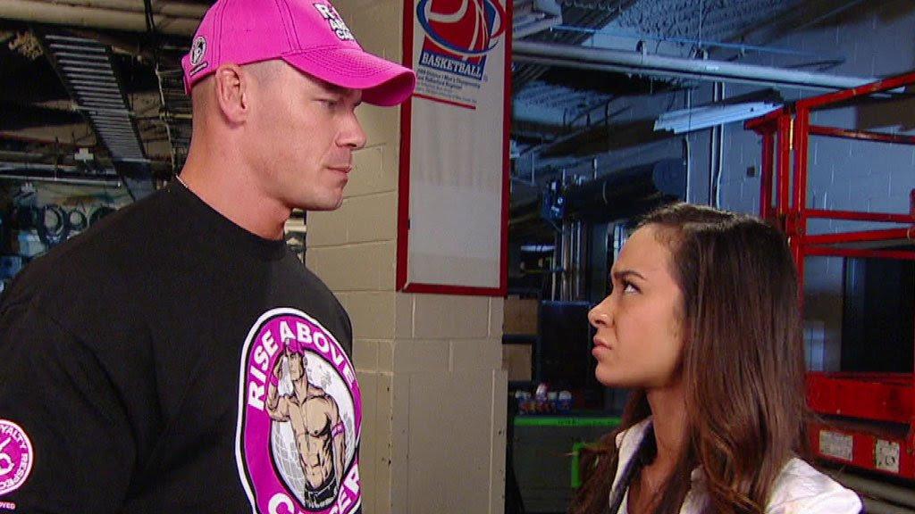 John Cena wygrał nagrodę, Stone Cold chwali pojedynek Johna Ceny z Cesaro