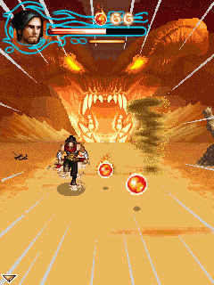 Móvel jogo Prince of Persia: The Forgotten Sands - screenshots.  Gameplay Prince of Persia: The Forgotten Sands