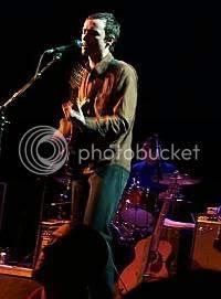 Jamers Mercer of The Shins: photo by Mike Ligon
