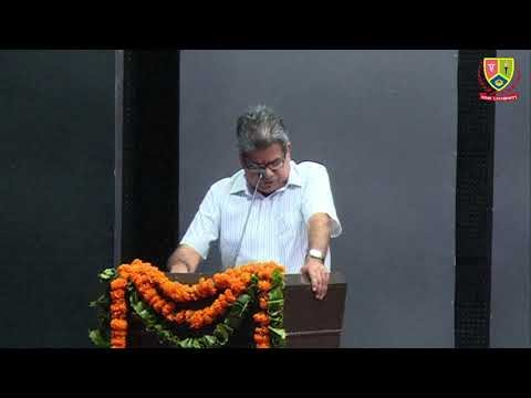 Dr Chaman Ram Verma, Dean- Faculty of Medicine and Allied Sciences | Mot...