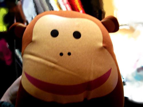 My creased monkey