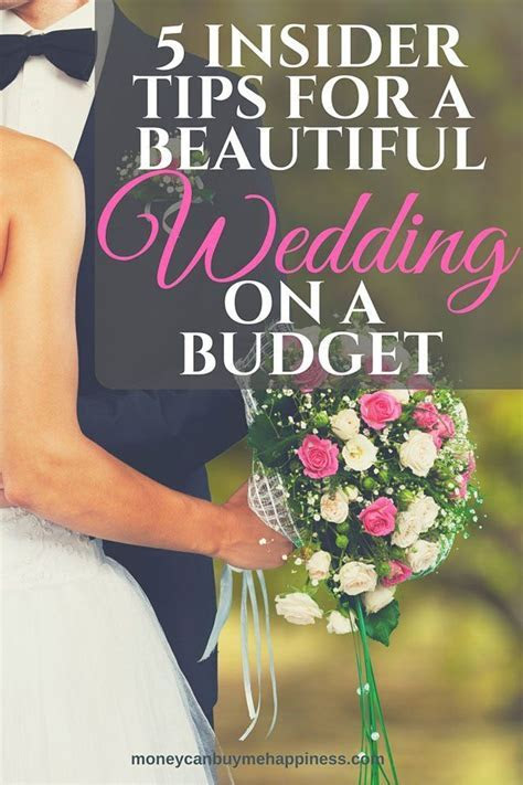 5 Creative Tips for an Amazing Wedding on a Budget   Best