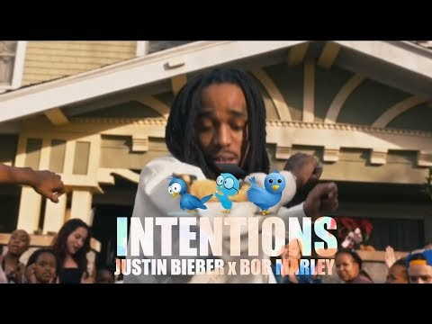 Justin Bieber x Bob Marley - Three Little Birds Intentions
