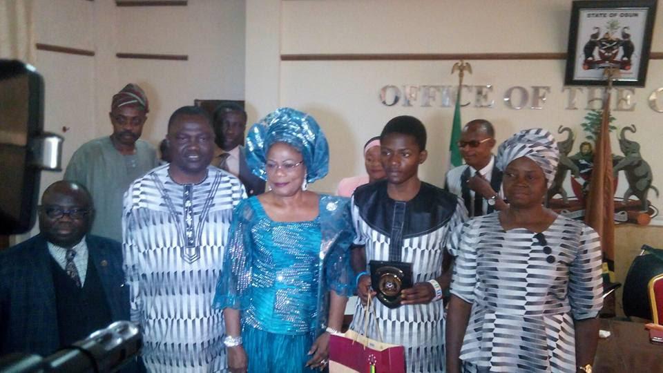 Philip Toluwase Alabi: NECO Best Student 2015