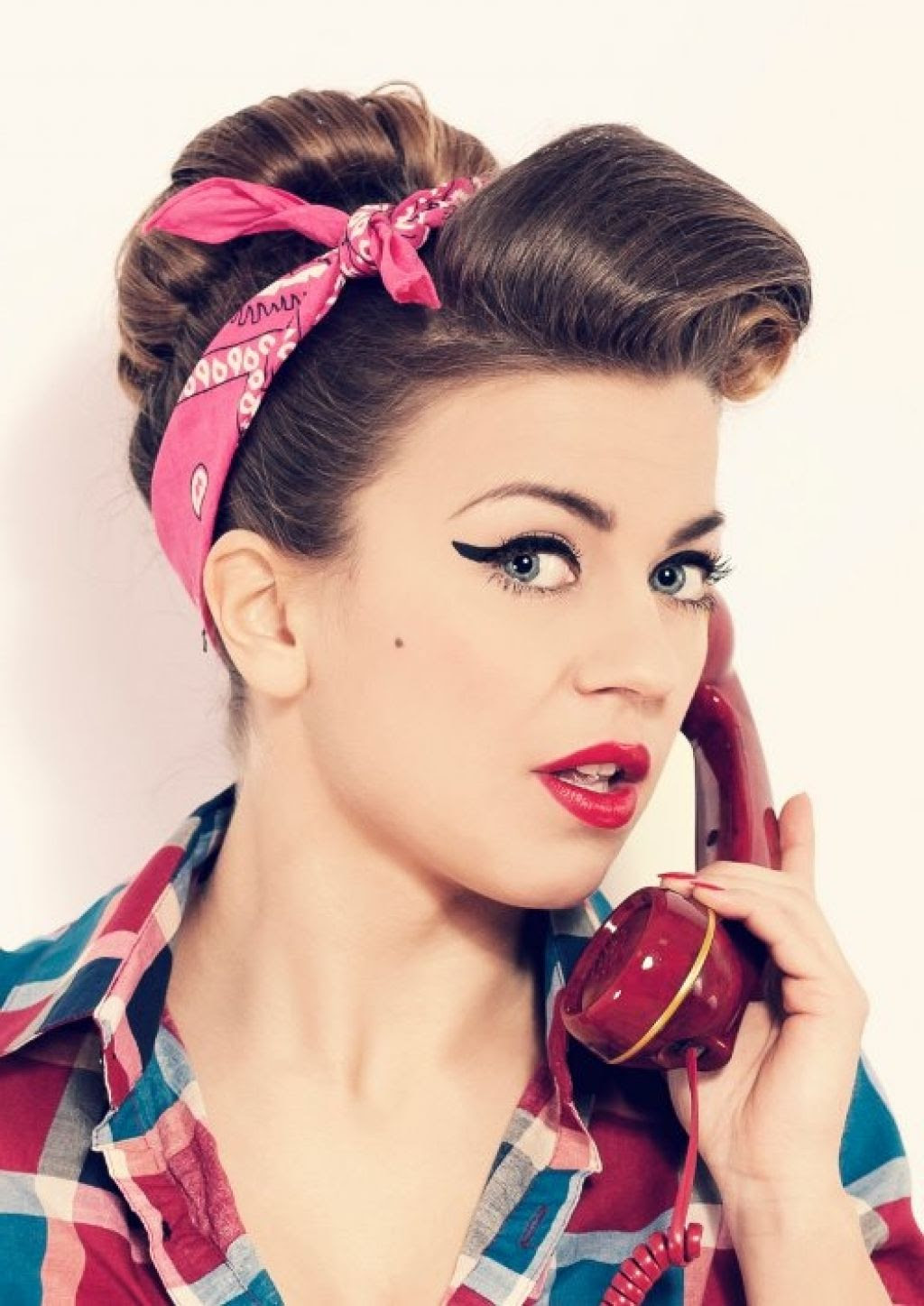 50s Hairstyles Ideas To Look Classically Beautiful - The ...