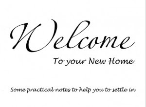 Welcome Pack For House Sellers Lianne Hackett Projects
