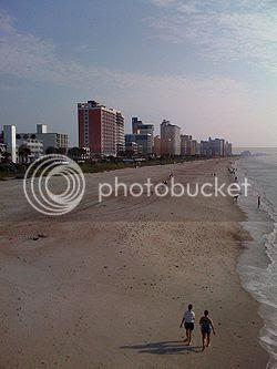 Beach Vacation Spots in South Carolina