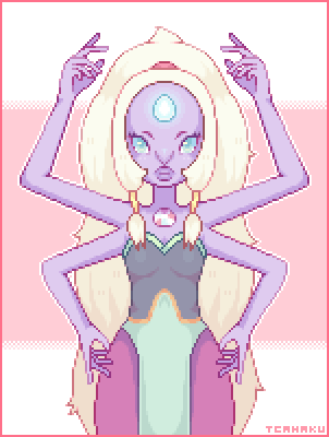 You are not allowed torepost, copy, reference, modify, or use without my prior written permission, thank you. I remember being so excited when I saw Opal for the first time, so here's a littl...