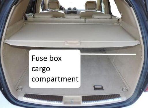 2008 Ml350 Fuse Box Diagram