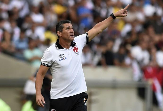 Vasco Ceará Jorginho (Foto: Andre Durão)