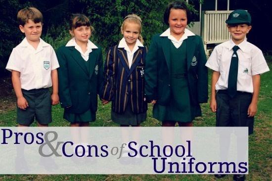 Against essay school uniform