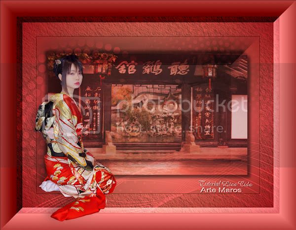 Maros- Japanese beauty by Lica Cida
