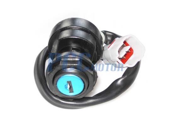 4 Wire Ignition Key Switch Yamaha Big Bear Grizzly Kodiak Raptor Timberwolf Badger Breeze Ks25