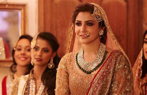 Bollywood brides who sported heavy lehengas in movies