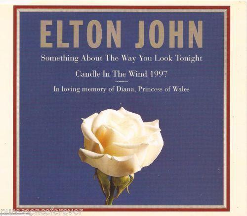 Elton John Candle in The Wind | eBay
