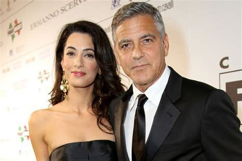 George Clooney's £10million mansion FLOODED as River