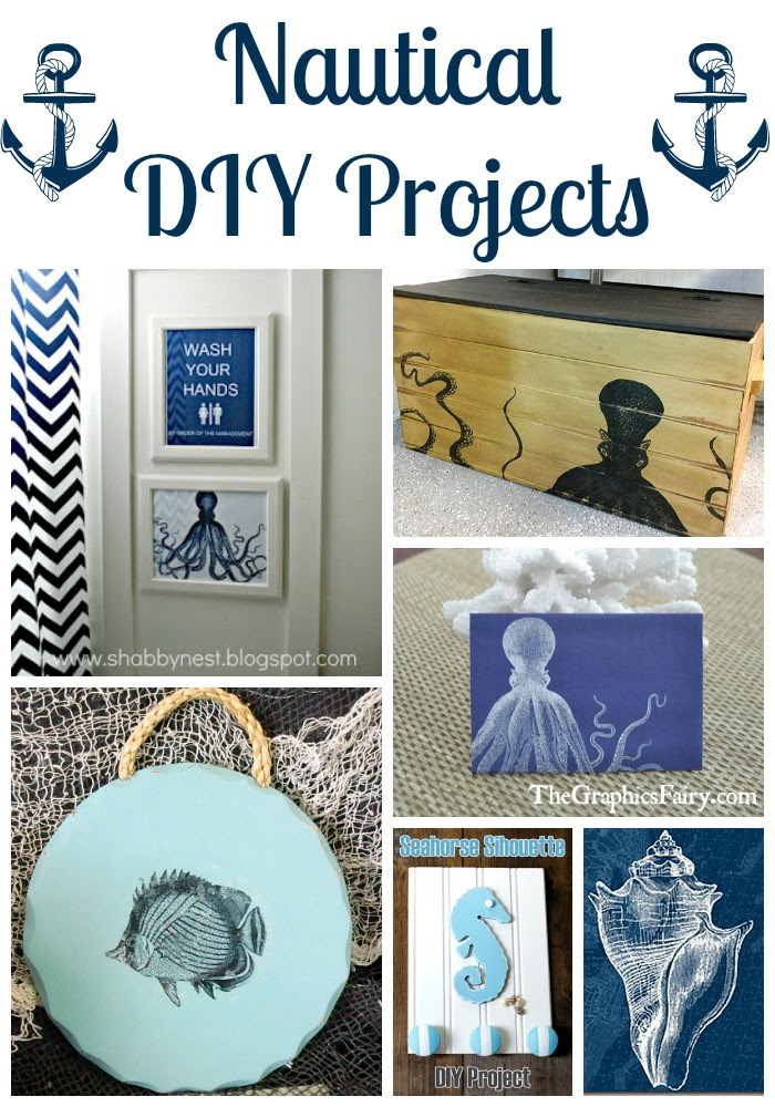 18 Nautical DIY Projects