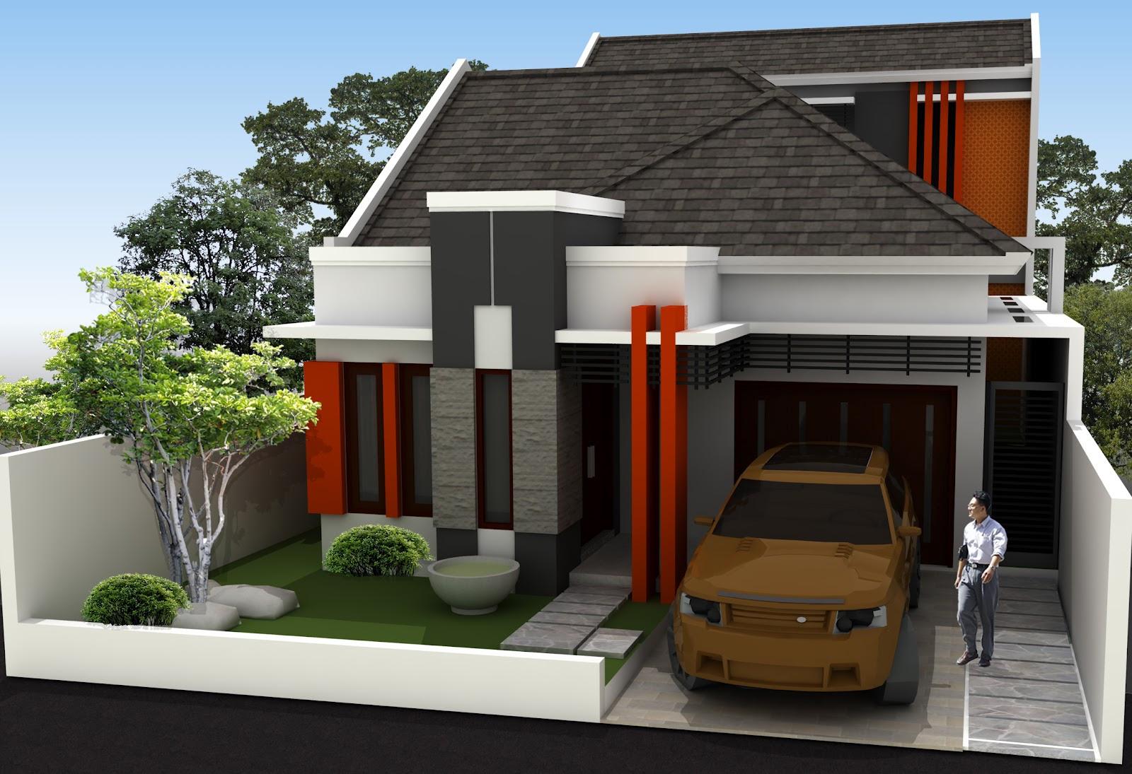 Contoh Model Rumah Minimalis Terbaru 7 Livedesaincom