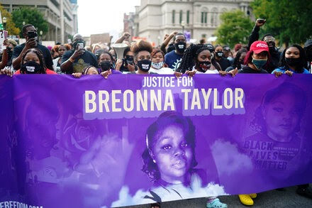 TREND ESSENCE:Louisville Officer Who Shot Breonna Taylor Will Be Fired