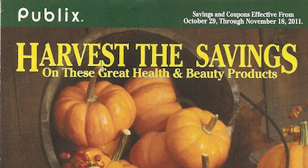 harvest green Green Advantage Buy Flyer Harvest the Savings (10/29 to 11/18)