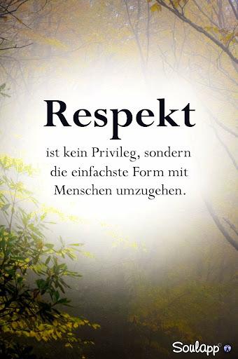 Vertrauen respekt ist liebe Definition LTR: