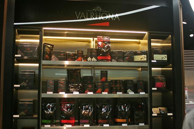Valrhona chocolate galore