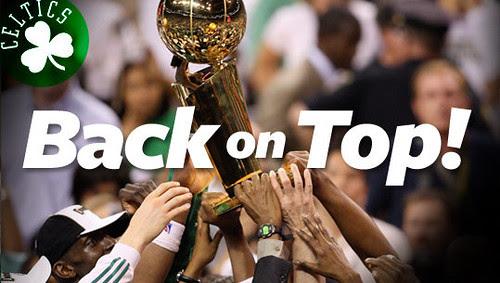 CelticsBackOnTop