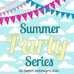 summer party series button