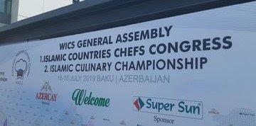 АЗЕРБАЙДЖАН. В Баку проходит Всемирный конгресс исламской кулинарии
