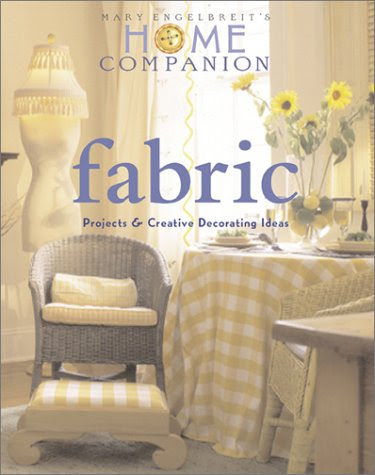 Fabric Projects and Creative Decorating Ideas by Mary Engelbreit ...