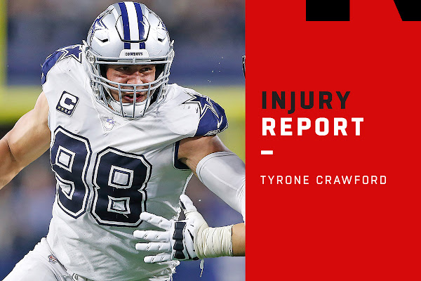 c2092a59a Google News - Cowboys Tyrone Crawford stretchered off field - Overview