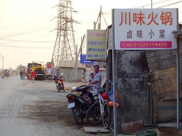 'Xóm' Trung Quốc ở Trà Vinh