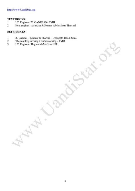 Jntuk dap- proposed course structure and syllabus - b.tech